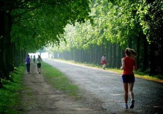 mangiare prima di correre al mattino, a pranzo e la sera