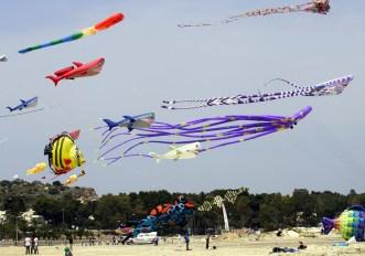 Festival degli Aquiloni, a San Vito lo Capo dal 1 al 3 novembre