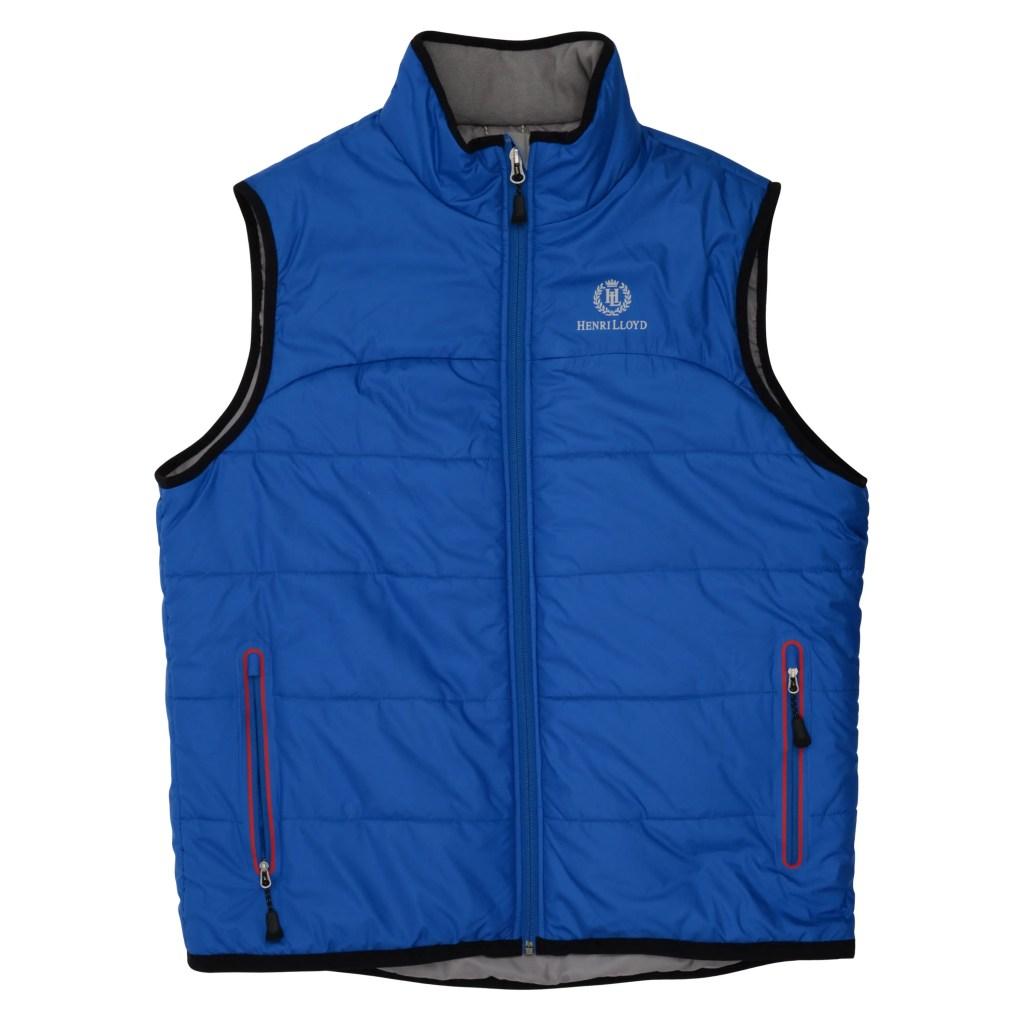 Loft Jacket & Loft Vest di Henri Lloyd con PrimaLoft per la vela