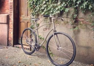 Budnitz, la bici leggera, su misura e di design