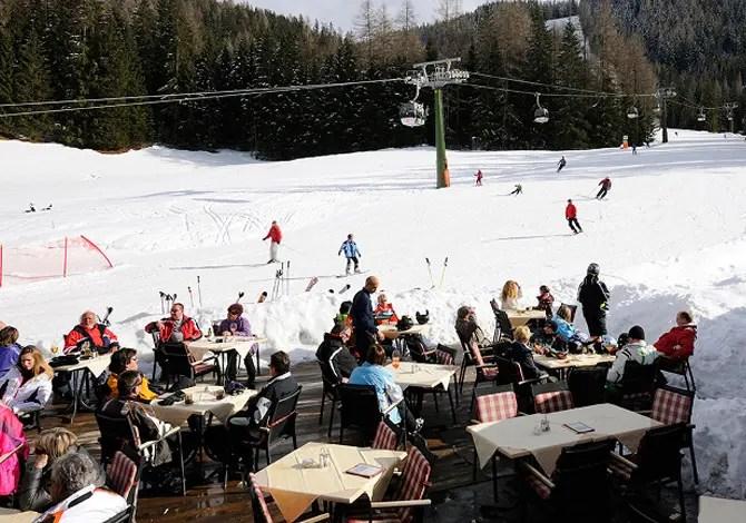 10 alberghi vicini alle piste da sci