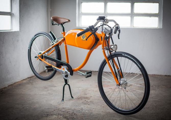 Oto Cycles, l'e-bike dal gusto vintage