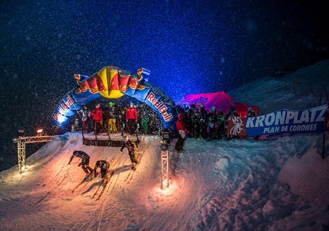 Le foto più belle del Red Bull Kronplatz Cross 2014