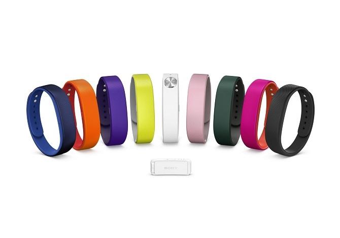 Sony SmartBand Mwc