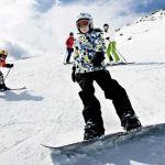 lenzerheide piste sci bambini