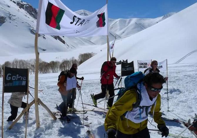 Fotogallery: i campionati afghani di sci