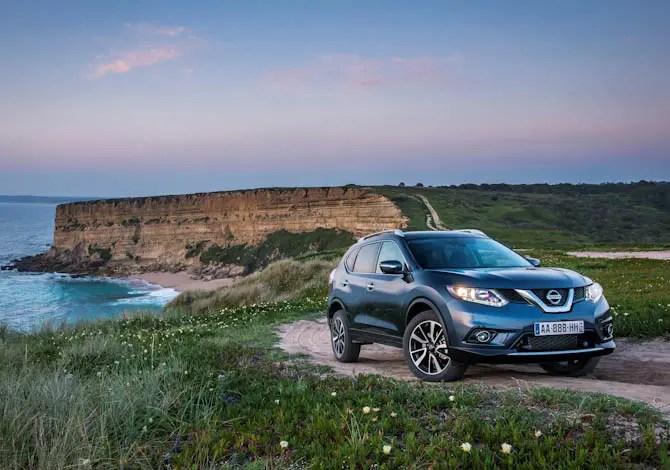 Nuovo Nissan X-Trail, nato per l'avventura outdoor
