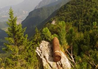Trekking in Valle di Ledro sulle tracce della Prima Guerra Mondiale