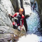 Canyoning Barbaira Liguria