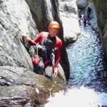 Canyoning Barbaira Liguria
