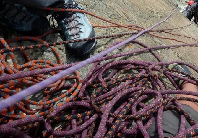 Corde Arrampicata Alpinismo