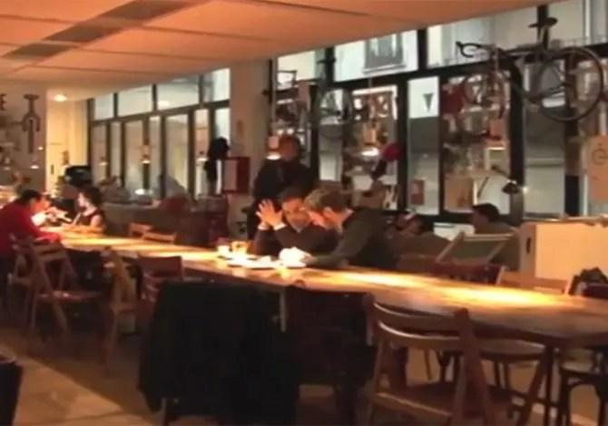 Upcycle, il primo urban bike café a Milano