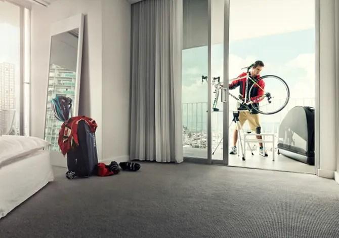 La tua bici mettila qui: Thule RoundTrip