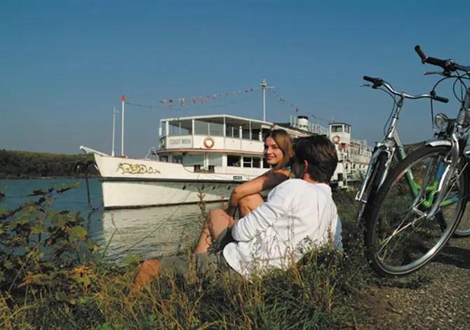 La Ciclovia del Danubio: da Höflein a Vienna in bicicletta