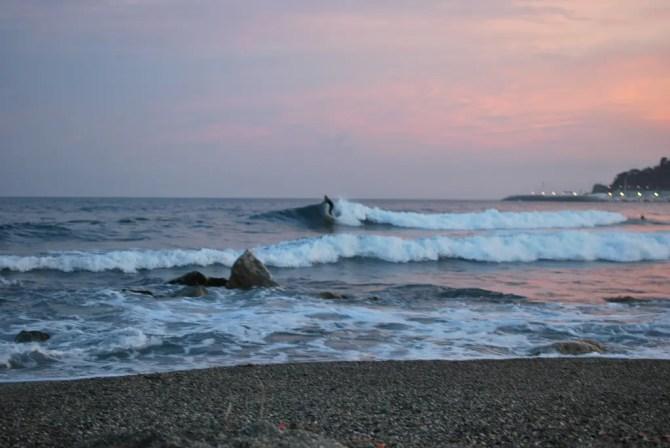 imparare a fare surf in italia