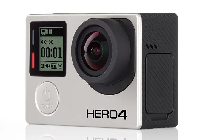 GoPro Hero 4, la nuova versione dell'action cam più famosa