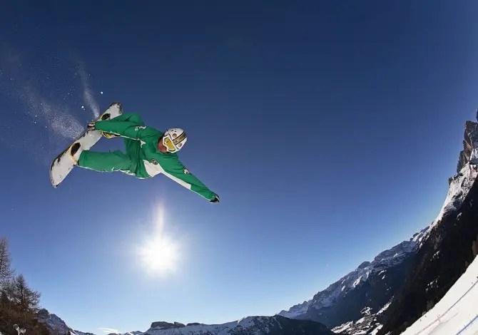 I migliori snowpark del Trentino