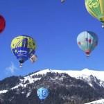 Balloon ski