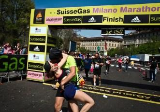 SuisseGas Milano Marathon 2015