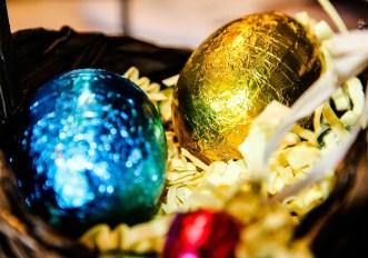 Benefici cioccolato uova di pasqua
