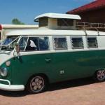 Volkswagen T1 Westfalia - Credits: Gilles Péris y Saborit