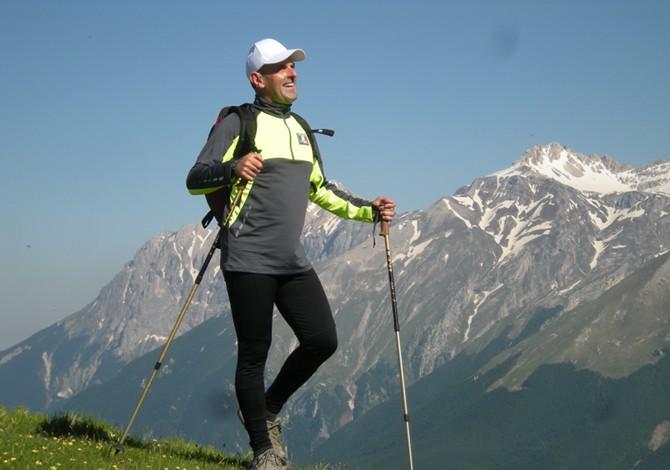 Paolo De Luca Accompagnatore Media Montagna Maestro Sci