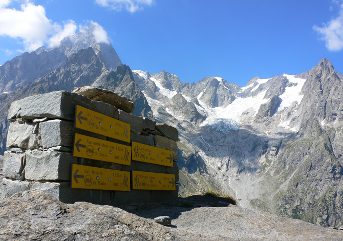 5 trekking dedicati a Walter Bonatti