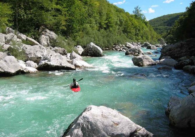 I migliori campeggi nella natura in Italia ed Europa