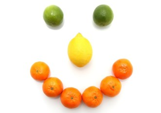 Chi mangia frutta e piu felice