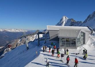 Bar Panorama 3000 Glacier