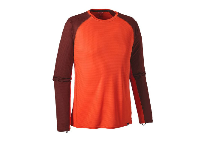Patagonia Capilene Crew base layer