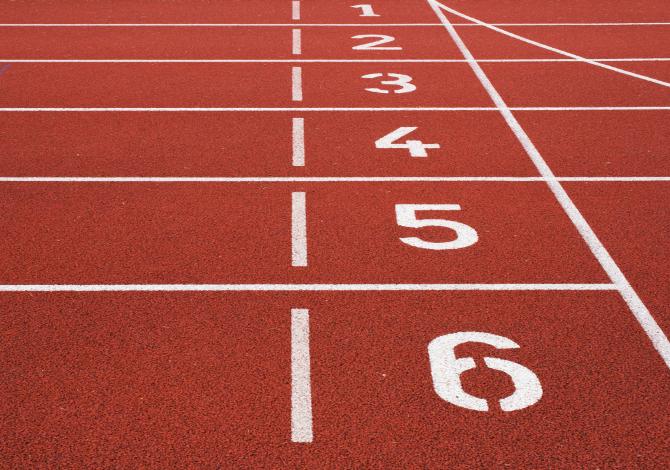 Le differenze tra correre sull'asfalto o in pista