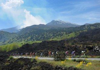 Giro 2017 tappe prima settimana sud Italia_ETNA