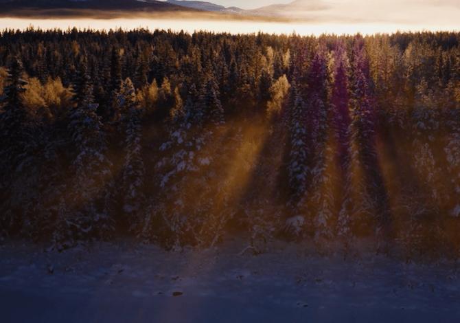 La-Svezia outdoor drone
