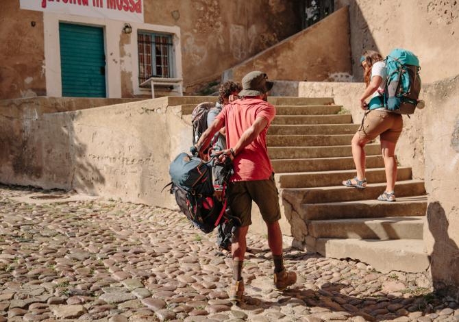 Zaino Escape Quechua Decathlon