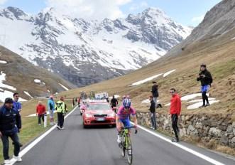 Giro d'Italia 2017 tappa Rovetta - Bormio Mortirolo e Stelvio