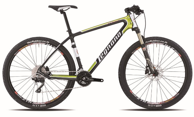 MTB Front Legnano 700 moena 27,5%22 carbonio