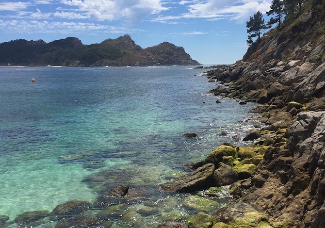 Isole Cies - foto Martino De Mori