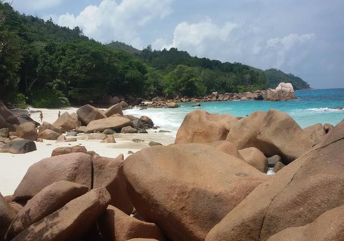 Anse Lazio- Seychelles