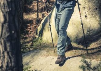 Scarponcini da trekking per camminare in montagna - Hanwag_Banks_6297