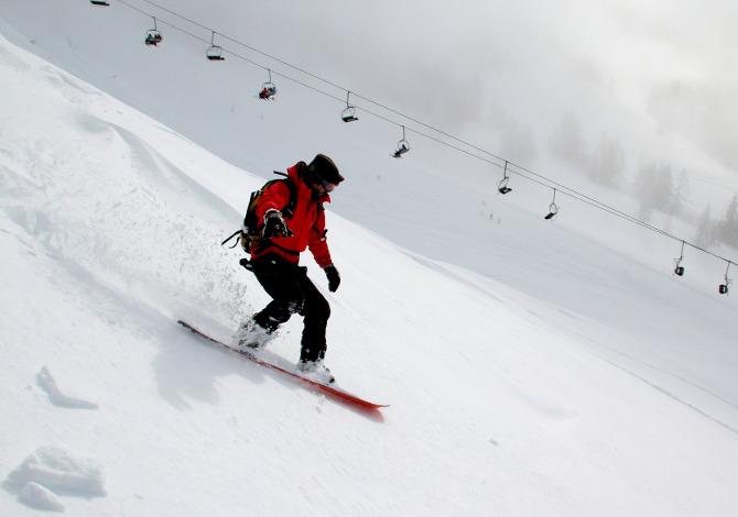 consigli iniziare a fare snowboard