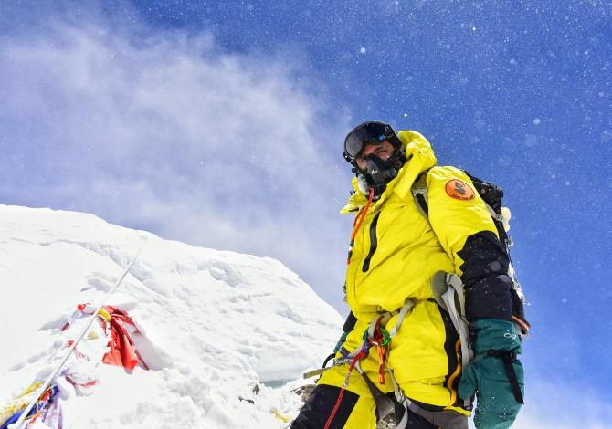 Kuntal Joisher Alpinista Vegano
