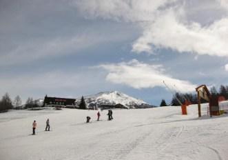Piste da sci per principianti in Piemonte