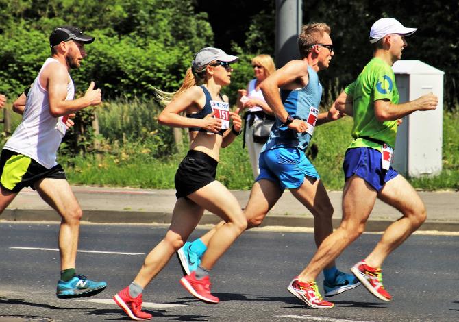 Come migliorare il fiato nella corsa