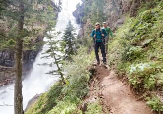 felpa tecnica da trekking