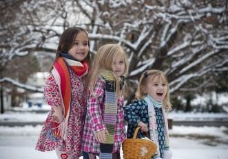 I bambini che giocano all'aperto anche d'inverno si ammalano di meno