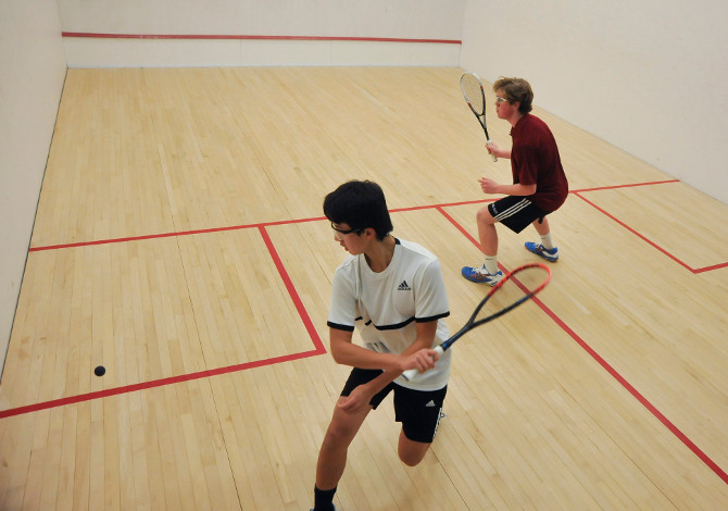 Squash: 5 motivi per cominciare a giocare