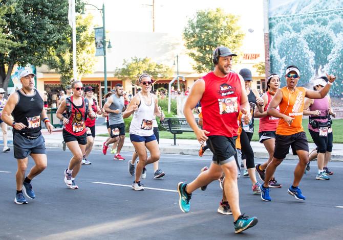 correre una maratona fa ringiovanire di 4 anni