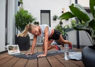 Cyberobics, l'App per allenarsi a casa gratis con i corsi fitness delle palestre McFIT