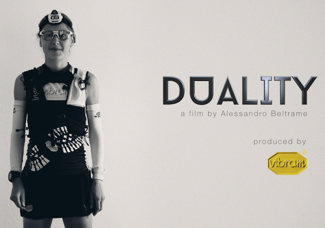 Duality, il film di Vibram sul trail running femminile in diretta Facebook oggi